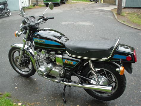 Suzuki At Suzuki Suzuki Gs 1000 G Moto Zombdrive