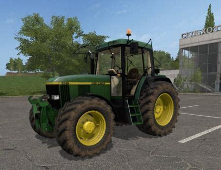 john deere 6810 – update fs17 farming simulator 17 mod