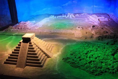 imagenes de maquetas mayas un d 237 a en el parque tem 225 tico xcaret en la riviera maya