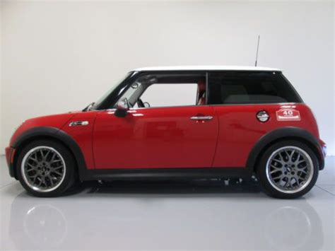 books about how cars work 2004 mini cooper auto manual buy used 2004 mini cooper s mc 40 john cooper works in morgan hill california united states