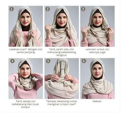 foto tutorial hijab berkacamata tutorial hijab scarf segi empat terbaru 2016