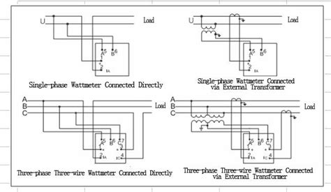 power factor meter wiring diagram 33 wiring diagram