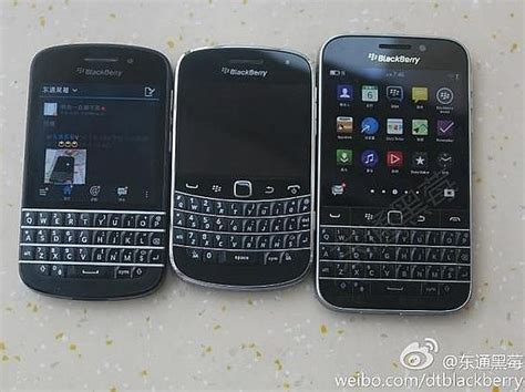Bb Q20 blackberry q20 classic spotted in images alongside predecessor technology news