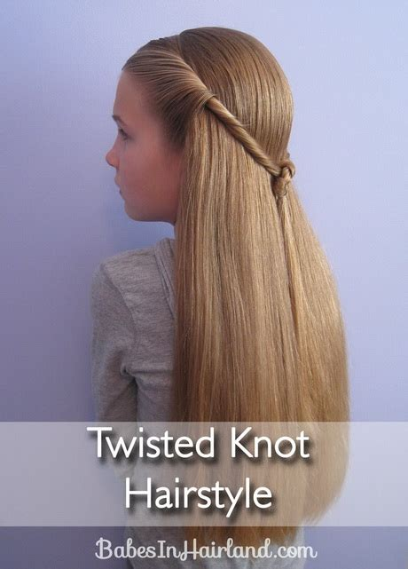 pulled  hairstyles  long hair