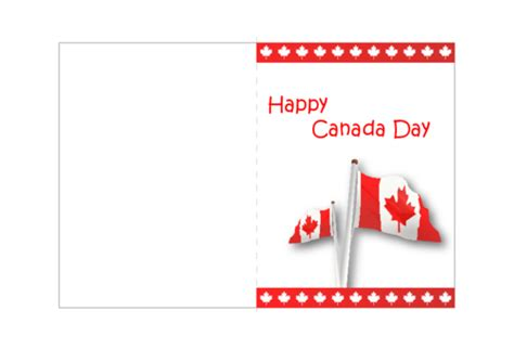 printable christmas cards canada canada day greeting cards 4 kidspressmagazine com
