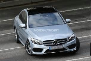 2015 mercedes c class completely revealed in new