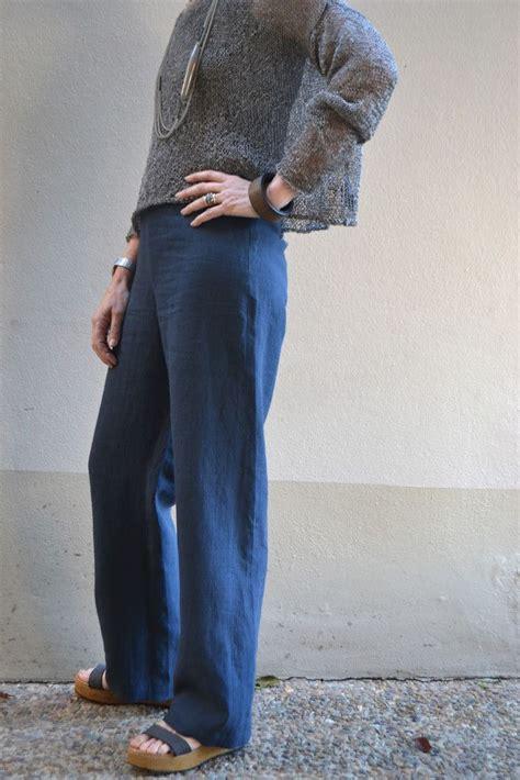 linen yoga pants pattern chloe pant pattern print at home or copy shop pdf