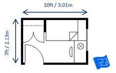 minimum size for bedroom 1000 images about small houses plans on pinterest small