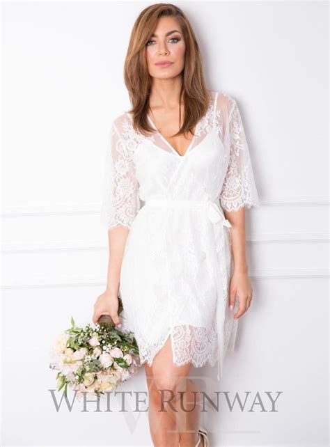 Sabrina Ribon White 17 best images about bridal robes on