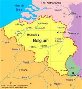 belgique map belgium information and facts