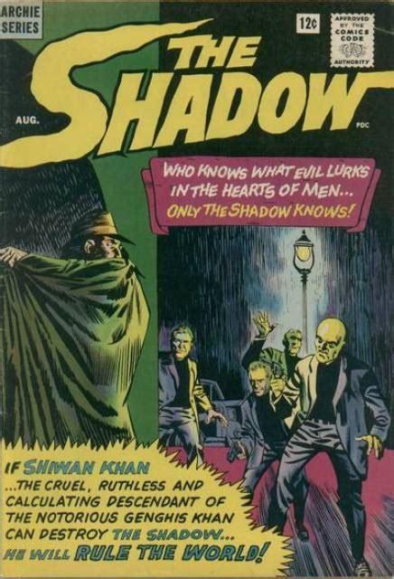 burying the shadow series 1 the shadow comics comic vine