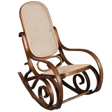 thonet bentwood rocking chair rocking chairs interior architecture  interiors