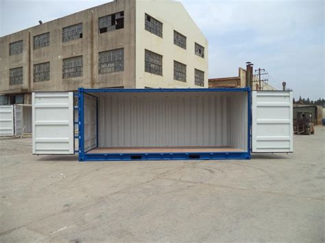40 Open Side Shipping Container Price by 20 Ft Containers Self Storage And Containers For Sale Or