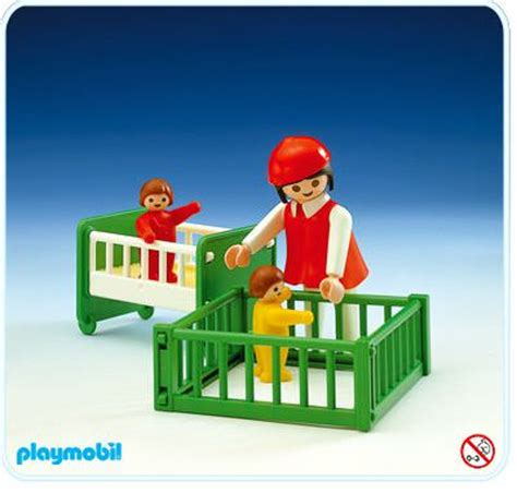playmobil bett playmobil set 3593 and 2 babies klickypedia