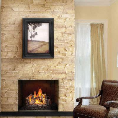 napoleon fiberglow vented gas log sets fireplacepro