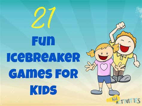 games for kids 21 fun icebreaker games for kids the best icebreaker