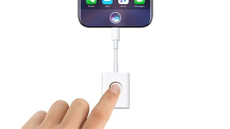 iphone dongle you ll apple blew it when it makes a fingerprint dongle the verge