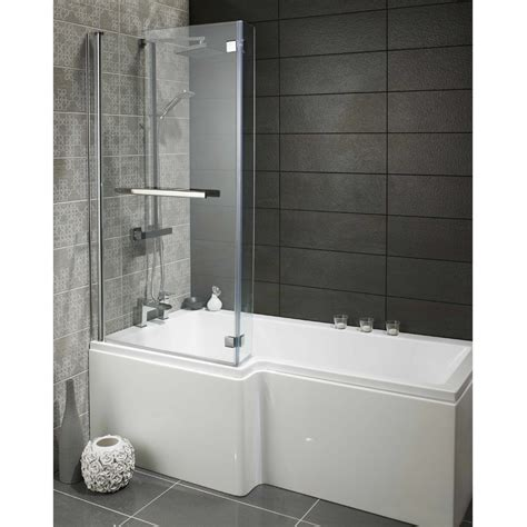 L Shaped Shower Screens Over Bath L Shaped Shower Screens Over Bath Shaped Shower Bath