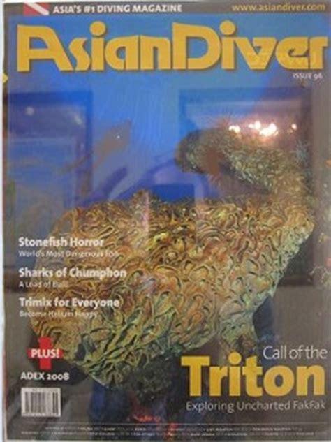 dive magazine dive magazine praise for gorontalo miguel s diving