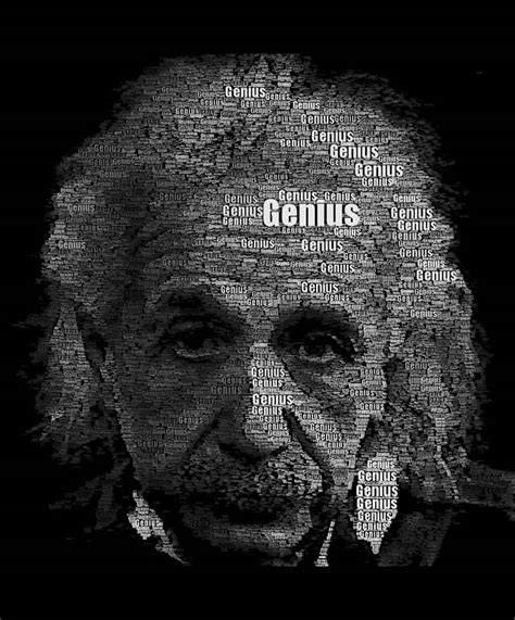 biography text albert einstein 50 creative typographic portraits speckyboy web design