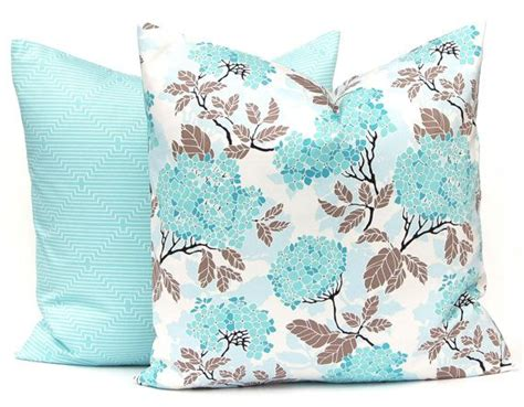 floral sofa throws aqua pillows floral couch pillows throw by