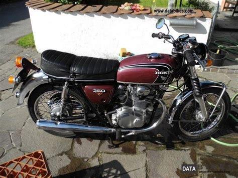 honda cb250 k4 sold 1973 on car and classic uk c722645 1973 honda cb 250