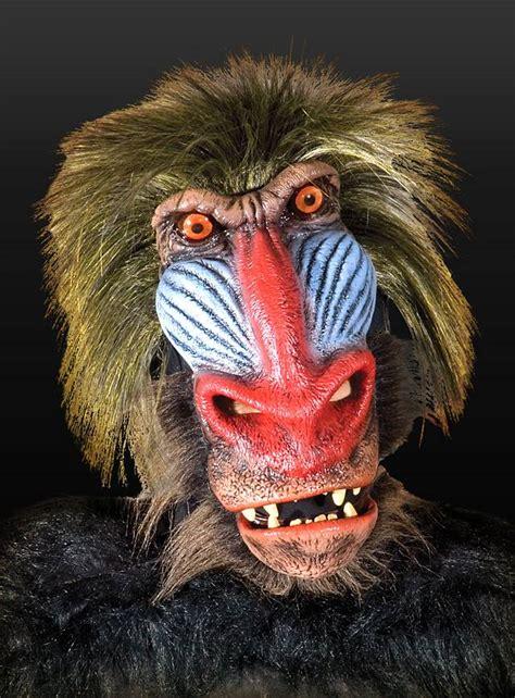 baboon maskworldcom