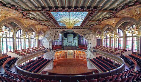 casa della musica barcellona palau de la m 250 sica catalana visit barcelona tickets