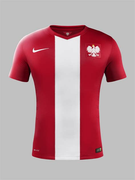 design jersey nike 2015 poland unveils new national team kit with nike nike news