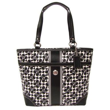 Coach Bag 385s mylilcoachstore coach chelsea coated canvas signature tote 15137