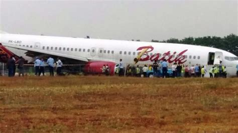 Batik Air Tergelincir | batik air lionair group overrrun in jogyakarta pprune
