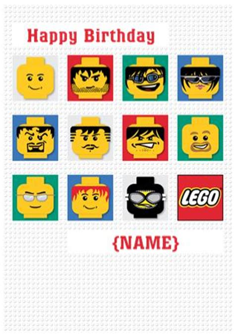 printable birthday cards lego card invitation design ideas lego birthday cards unique