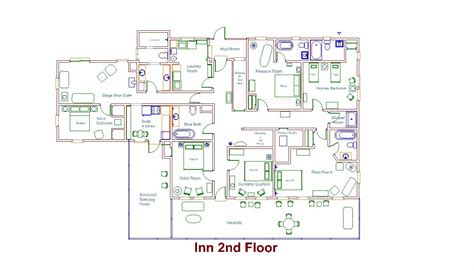 inn floor plans carrville inn resort floorplans