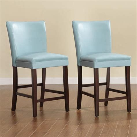 blue bar stools kitchen furniture 909223276b 24 2pc