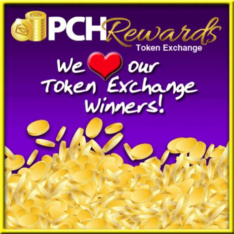 Pch Rewards Token Exchange Winners List - add your name to our list of token exchange winners pch blog