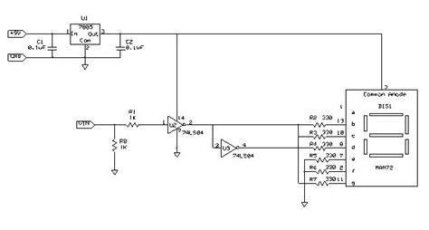 probe circuit diagram logic probe kit 2