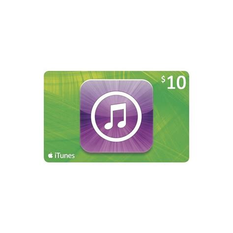 I Tunes Gift Card - apple itunes gift card 10 u s account bbcbrainwash com