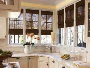Kitchen Window Coverings by Kitchen Window Treatments Intended For Aspiration Real