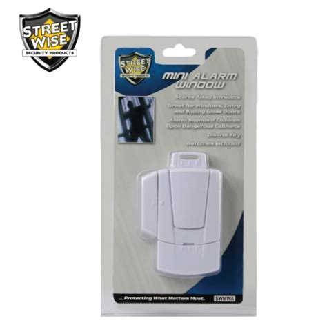 home business security mini window alarm defensive