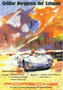 Vintage Porsche Posters Pelican Parts Vintage Porsche Racing Posters
