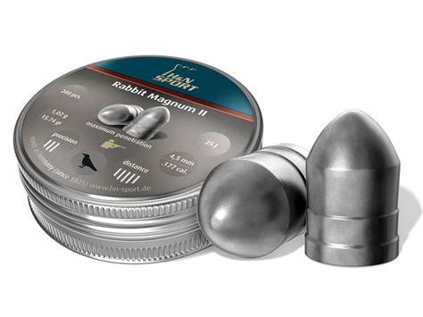 Rabbit Magnum Cal 22 h n rabbit mag ii air gun pellets 22 cal 25 62 mpn