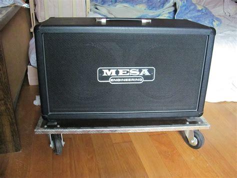 mesa boogie 2x12 cabinet weight mesa boogie road king 2x12 image 426729 audiofanzine