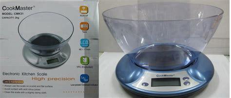 Timbangan Digital Weston 5kg jual kompor gas cooker portable mini kitcheneeds