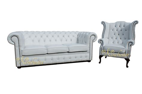 chesterfield white leather sofa chesterfield 3 1 swarovski crystallized white