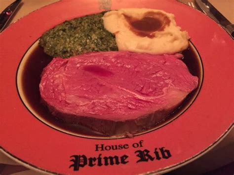 the dish picture of house of prime rib san
