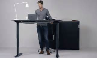 where can i buy a standing desk ikea reveals convertible standing desk that can become a