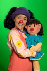 the big comfy couch cast loonette big comfy couch wiki