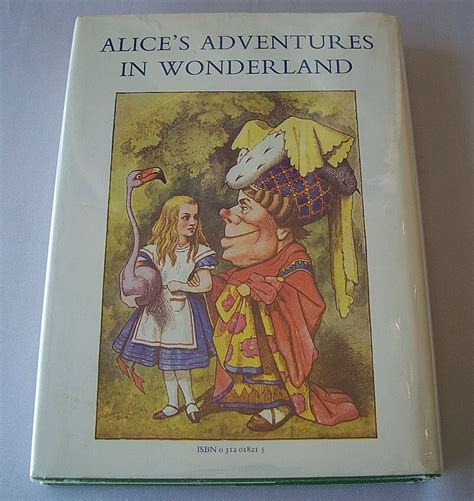 alices adventures in wonderland alices adventures in wonderland book from colemanscollectibles on ruby lane