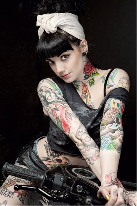 pinterest tattoo pin up cafe racer culture pin up on inspirationde