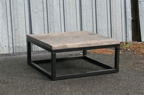 Black Dining Room Hutch by Combine 9 Industrial Furniture Reclaimed Wood Coffee Table